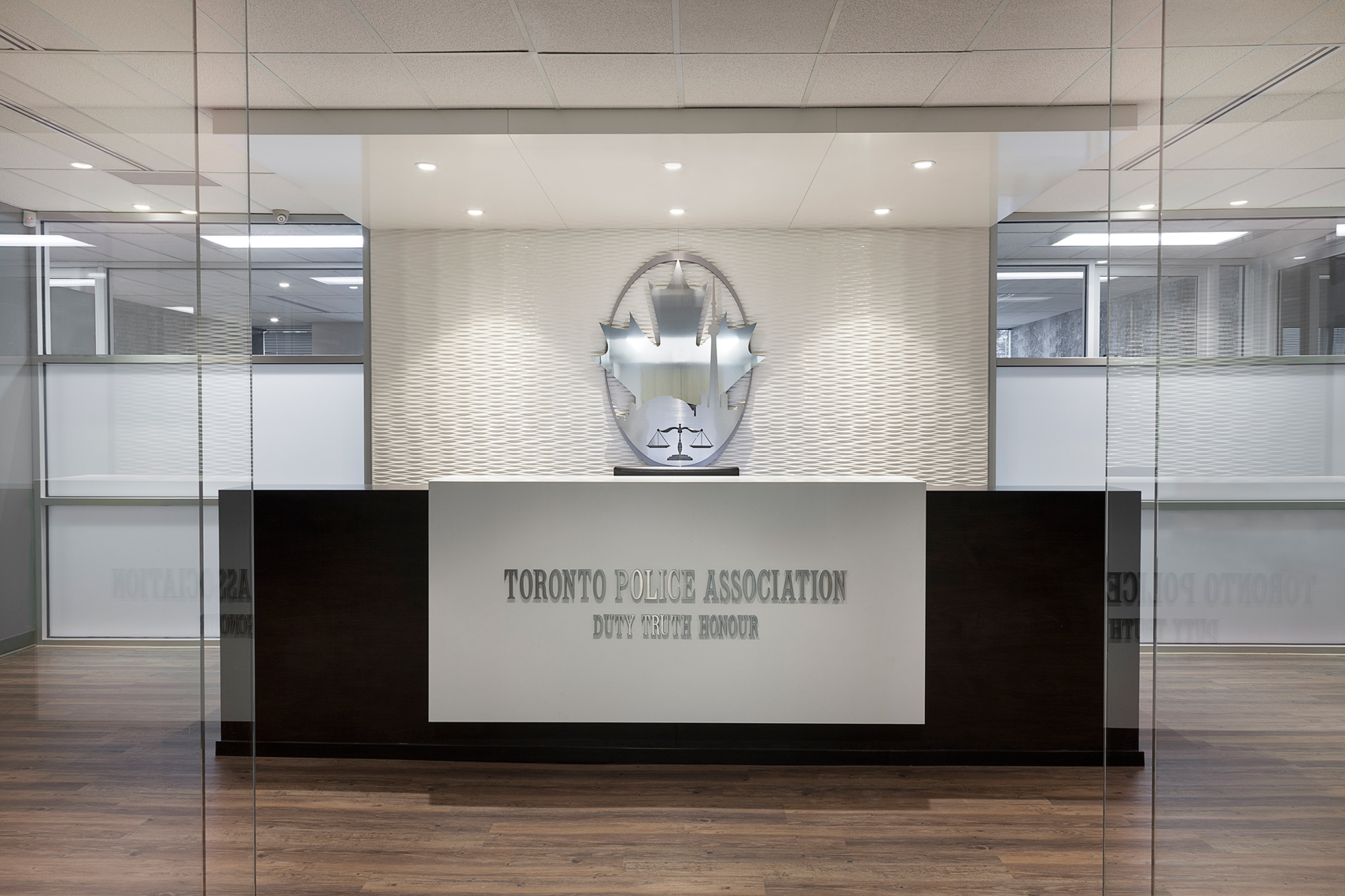 Toronto Police Association, BLT Construction