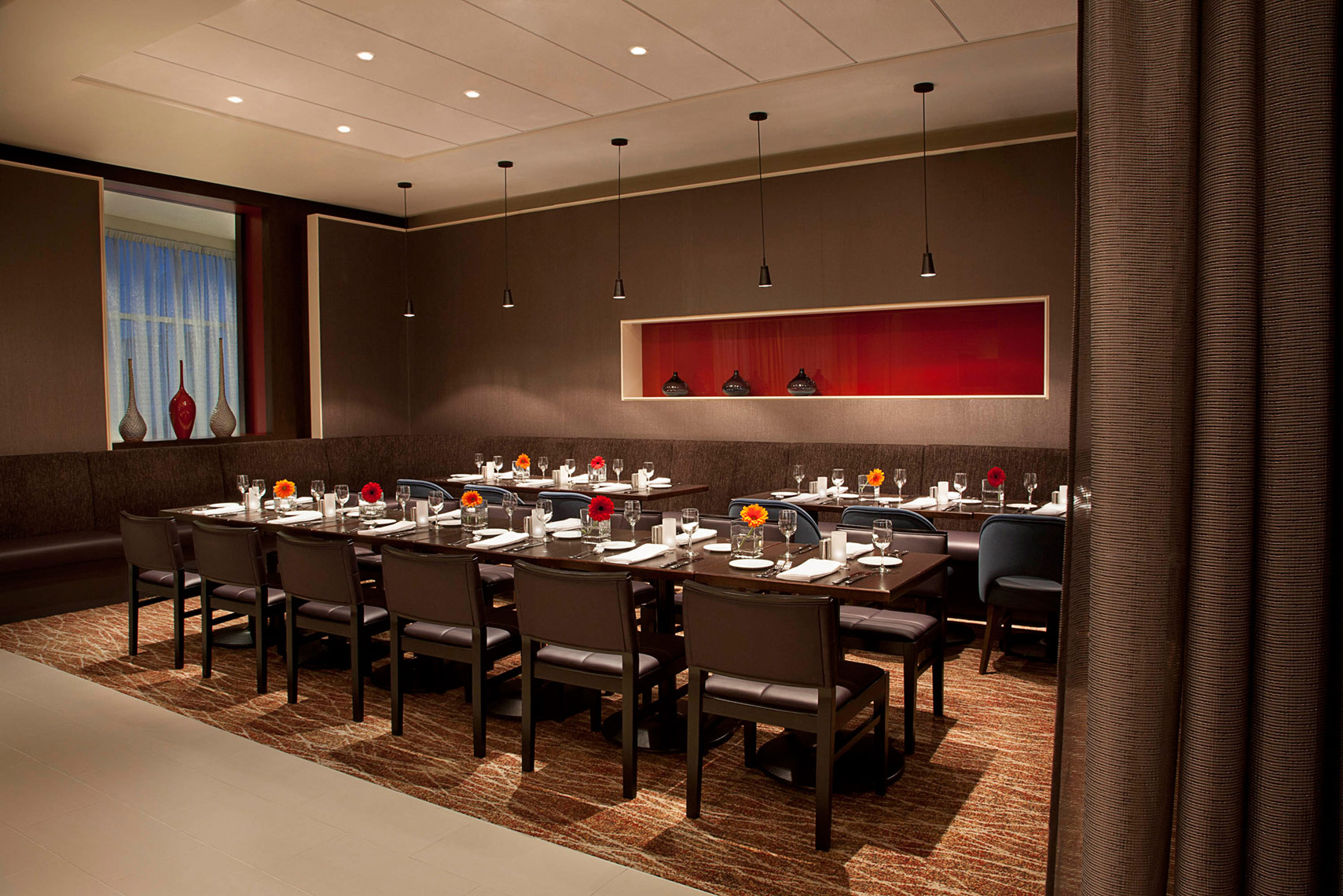 Hospitality-Hotel-Marriott-Courtyard-Private-Dining